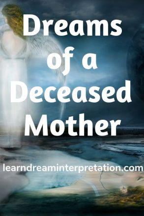 Dreams of a Deceased Mother