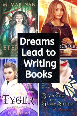 Books Inspired by Her Dreams