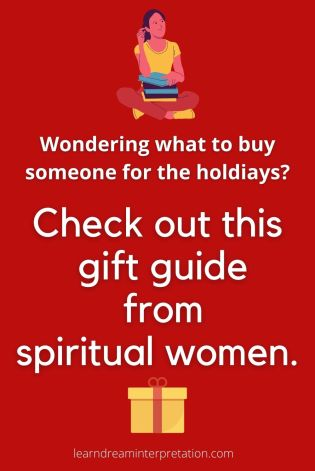 spiritual women holiday gifts.