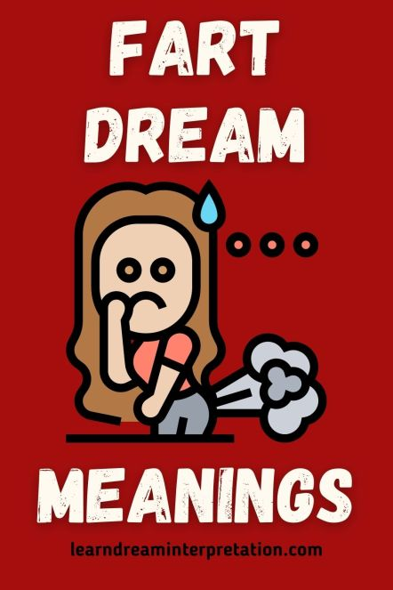 Fart Dream Symbols and Meanings