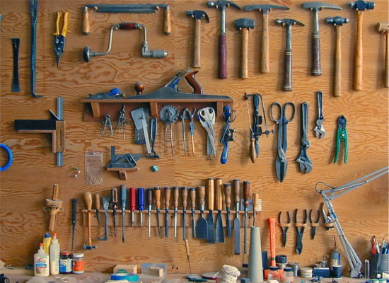 Finding Your Own Personal Maker Space