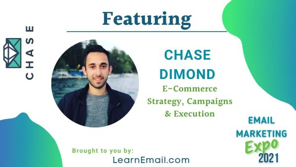 E-Commerce Strategy, Campaigns & Execution with Chase Dimond