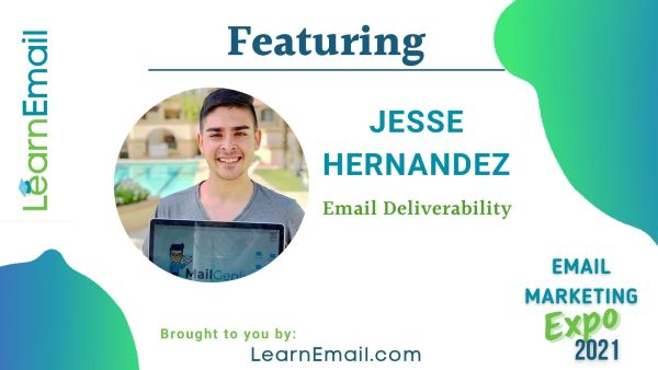 email deliverability with Jesse Hernandez