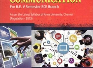 EC6501 Digital Communication