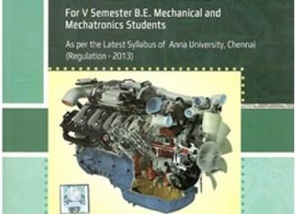 ME6505 Dynamics of Machines