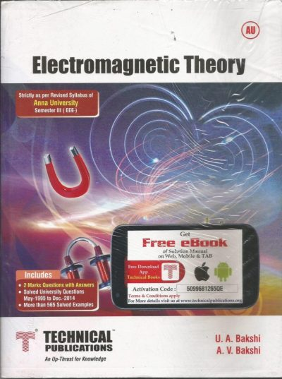 PDF] EE6302 Electromagnetic Theory Lecture Notes, Books