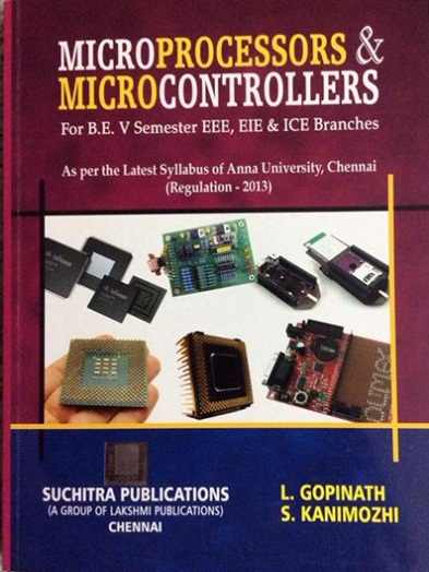 EE6502 Microprocessors and Microcontrollers