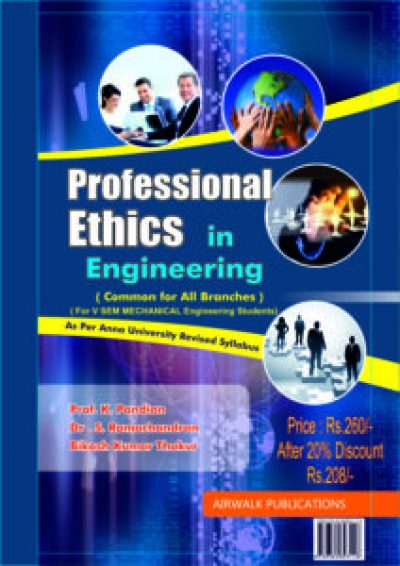 PDF] GE6075 Professional Ethics in Engineering Lecture Notes