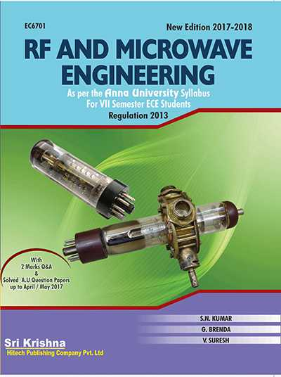 PDF] EC6701 RF and Microwave Engineering Lecture Notes