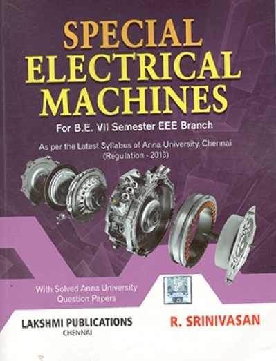 Pdf Ee6703 Special Electrical Machines Lecture Notes