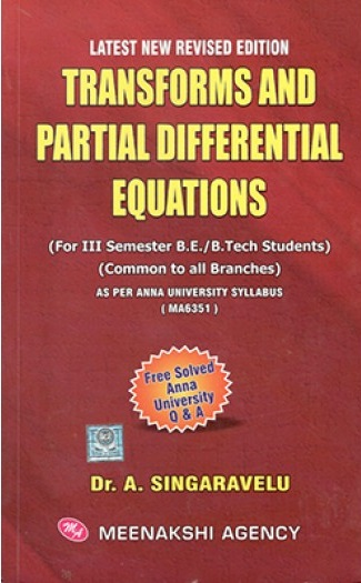 PDF] MA6351 Transforms and Partial Differential Equations Lecture