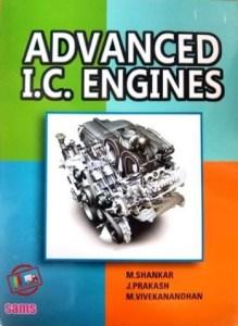 ME6016 Advanced I.C. Engines