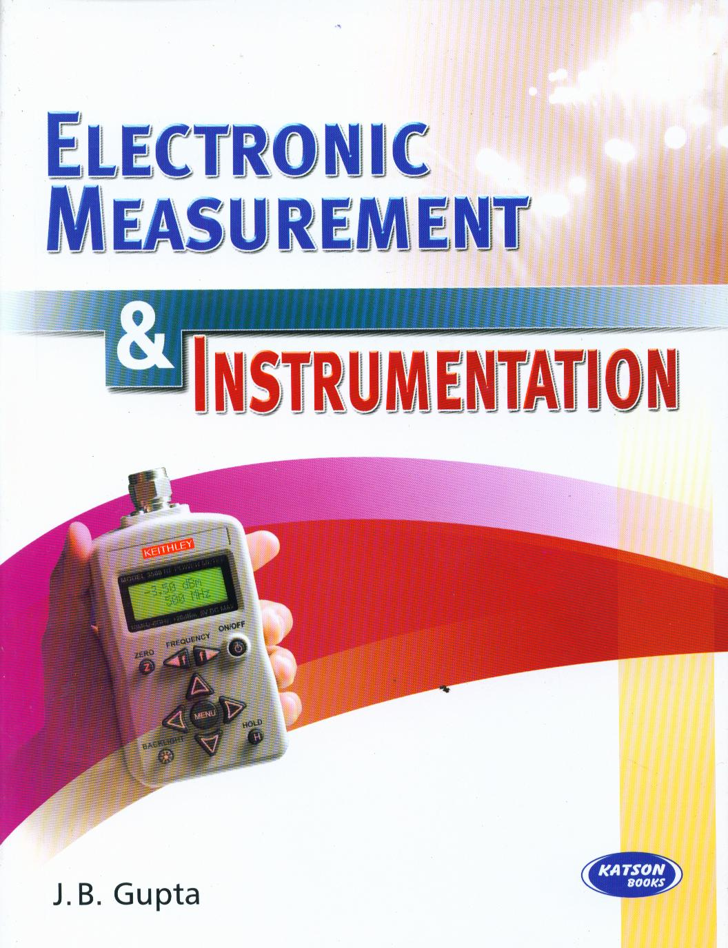 PDF] EE6404 Measurements and Instrumentation Lecture Notes, Books