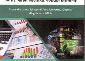 MG6863 Engineering Economics
