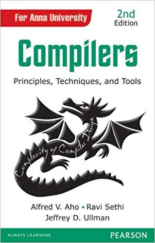 principles of compiler design aho ullman pdf free download