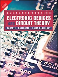 [PDF] Electronic Devices and Circuit Theory By Robert L. Boylestad and Louis Nashelsky Free Download