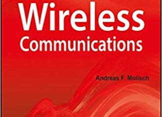 [PDF] Wireless Communications By Andreas F. Molisch Free Download