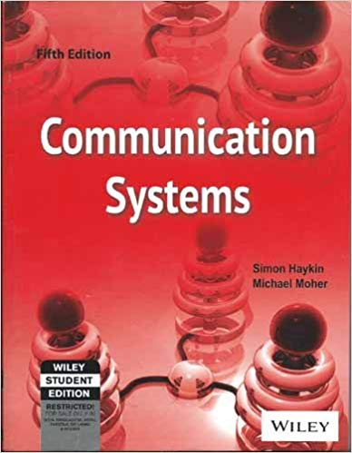 PDF] Communication Systems By Simon Haykin Free Download