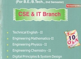 [PDF] Computer Science and Engineering (CSE) 2nd Semester Question Bank Collection for Regulation 2017