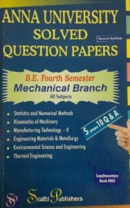 [PDF] Mechanical Engineering 4th Semester Question Bank Collection for Regulation 2017