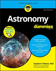 Astronomy For Dummies 3rd Edition By Stephen P. Maran