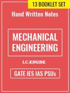 Learn Engineering Team Internal Combustion Engine Handwritten Notes