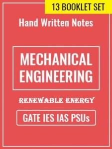 Learn Engineering Team Renewable Energy Handwritten Notes
