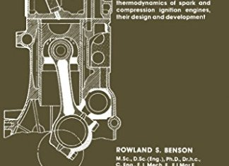 Internal Combustion Engines By Rowland S Benson and N D Whitehouse