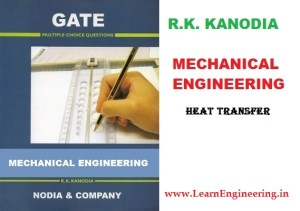 R K Kondia Heat Transfer Previous 12 Years Gate Questions with Solution