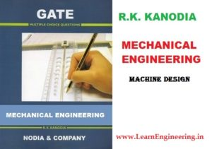 R K Kanodia Machine Design Previous 12 Years Gate Questions with Solution