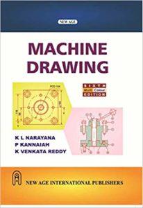 Machine Drawing By K.L Narayana