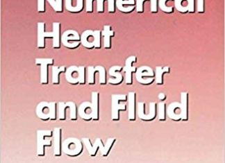 Numerical Heat Transfer and Fluid Flow By Suhas V. Patankar