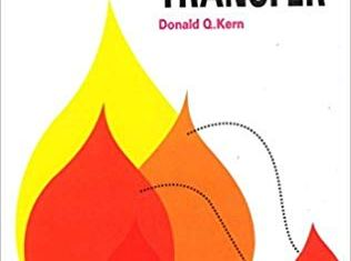 Process Heat Transfer By Donald Kern