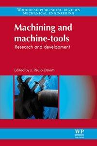 Machining and Machine-tools By J Paulo Davim