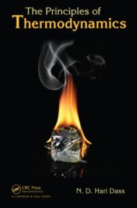 The Principles of Thermodynamics By N.D. Hari Dass