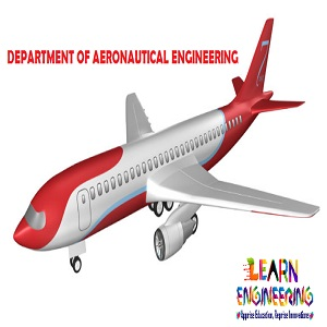 DEPARTMENT OF AERONAUTICAL ENGINEERING