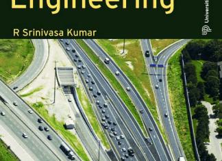 CE8604 Highway Engineering