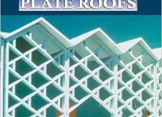 Concrete Folded Plate Roofs By C. Wilby