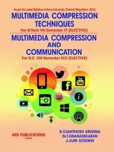 EC8002 Multimedia Compression and Communication
