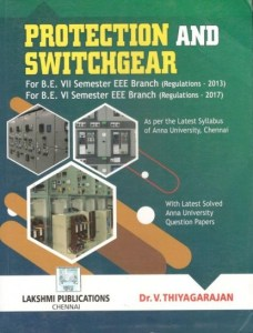 EE8602 Protection and Switchgear