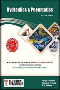 ME8694 Hydraulics and Pneumatics