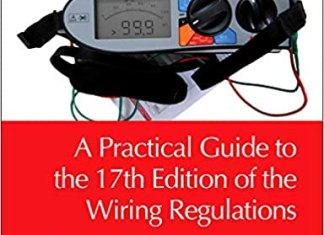 A Practical Guide to the 17th Edition of the Wiring Regulations By Christopher Kitcher