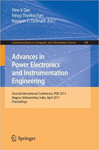Advances in Power Electronics and Instrumentation Engineering By Vinu.V.Das