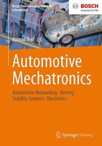 Automotive Mechatronics By Konrad Reif
