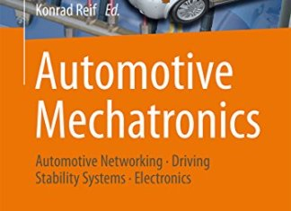 Automotive Mechatronics By Konrad Reif