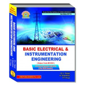 BE8254 Basic Electrical and Instrumentation Engineering
