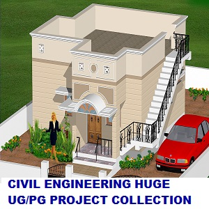 Civil Engineering UG/PG Project Collection