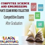 CSE Gate Books and Notes Collection