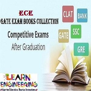 ECE Gate Books and Notes Collection