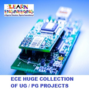 EEE & ECE UG/PG Project Collection